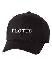 FLOTUS MELANIA TRUMP Flex Fit HAT CURVED or FLAT BILL *FREE SHIPPING in ... - $19.99