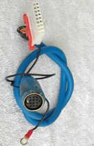 PIE INTERFACE CABLE FOR GM TO ROCKFORD FOSGATE  CD CHANGER 13 PIN DIN AD... - $8.55