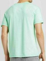 Men's Goodfellow & Co Standard Fit Short Sleeve Henley T-Shirt - Ocean Spray   image 2