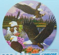 PUZZLE...JIGSAW...WILLIAMS...Eagle Sanctuary..300 Piece...Factory Sealed - $14.99