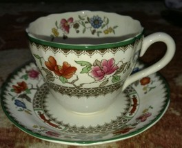 Spode Chinese Rose Cup & Saucer Multiple Available - $14.17