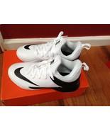 Nike Zoom Shift TB White Black Basketball Shoe Size 11 New in Box - $88.11