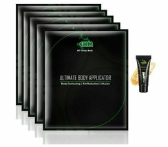 BRAND NEW! Body Wraps & Gel ULTIMATE Applicator it Works to Tone, Tighten & Firm - $32.65