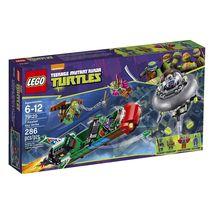 LEGO Teenage Mutant Ninja Turtles T-Rawket Sky Strike 79120 New TMNT Set - $49.99