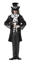 Dark Mad Hatter Adult Costume - $49.99