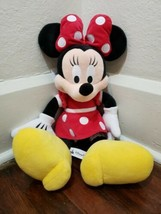 "Disney Parks Original Minnie Mouse 18"" Plush - $19.34"