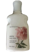 Bath & Body Works Pleasures Peony Body Lotion  8 oz. Discontinued - $24.75