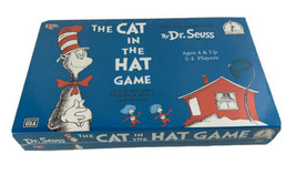 The Cat In The Hat Board Game 1996 Sealed NEW Ages 4+ - $22.72
