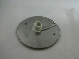 Black & Decker Food Processor FP1000 Replace Part: Thin Slicing Disk Bla... - $14.25