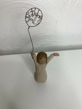 Willow Tree Birthday Girl Figurine by Susan Lordi Demdaco 2005 No Box - $11.29