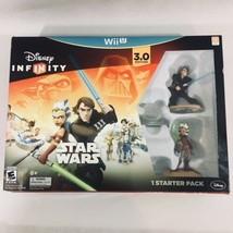Disney Infinity (3.0 Edition) (Nintendo Wii U, 2015) Star Wars Starter S... - $40.00