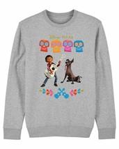 Disney Pixar Coco Miguel Children's Unisex Grey Sweatshirt - $21.31