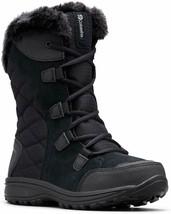 Columbia Women's Ice Maiden II Insulated Snow Boot [Black], 11US/9UK/42EU - $215.99