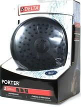 One Delta Porter Optimal Pressure 3 Sprays Oil Rubbed Bronze Finish Show... - $36.99