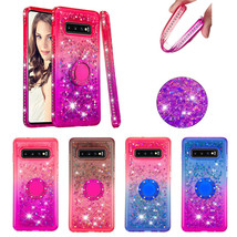For Samsung S20+ S10 Plus S9 S8 HARD BACK HARD Silicon BACK Case Cover - $55.52