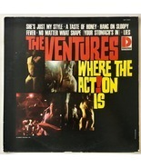 The Ventures - Where The Action Is LP Vinyl Record Album, Dolton Records - $414,22 MXN