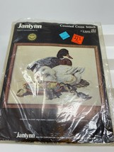 "Janlynn Counted Cross Stitch Kit ""It's Duck Soup"" #58-4 - $12.86"