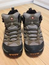Merrell Moab Ventilator Mid Walnut Men's Hiking Boots J86593 US 7.5  UK ... - $1.035,80 MXN