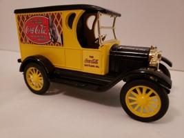 NIB Chevrolet 1923 Delivery Bank Coca-Cola Die cast Ertl  - $19.79