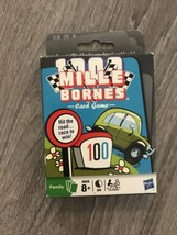 1000 Mille Bornes Card Game New Sealed Deck Hasbro 2009 Kids 8+ Family - $14.99