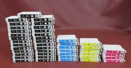 Lot of Forty-Seven (47) EPSON 126 EMPTY Ink Cartridges 1X Virgins Never ... - $36.90