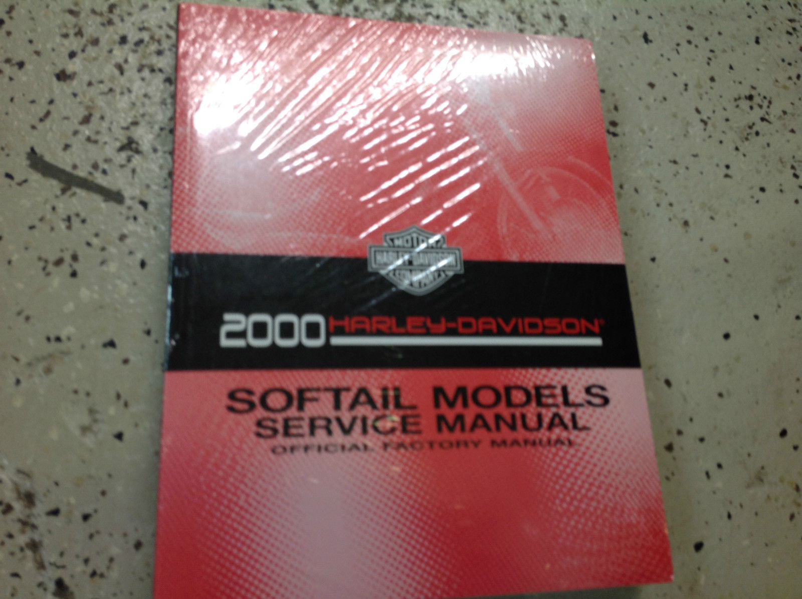 Primary image for 2000 HARLEY DAVIDSON SOFTAIL SOFT TAIL MODELS Service Shop Repair Manual Set