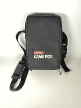 Official Nintendo Gameboy Color Carrying Case w/ Insert And Strap! Black - $16.44