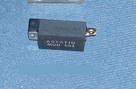 Astatic 661 661D RECORD PLAYER CARTRIDGE NEEDLE for GE RT-4240 RT4240 image 3
