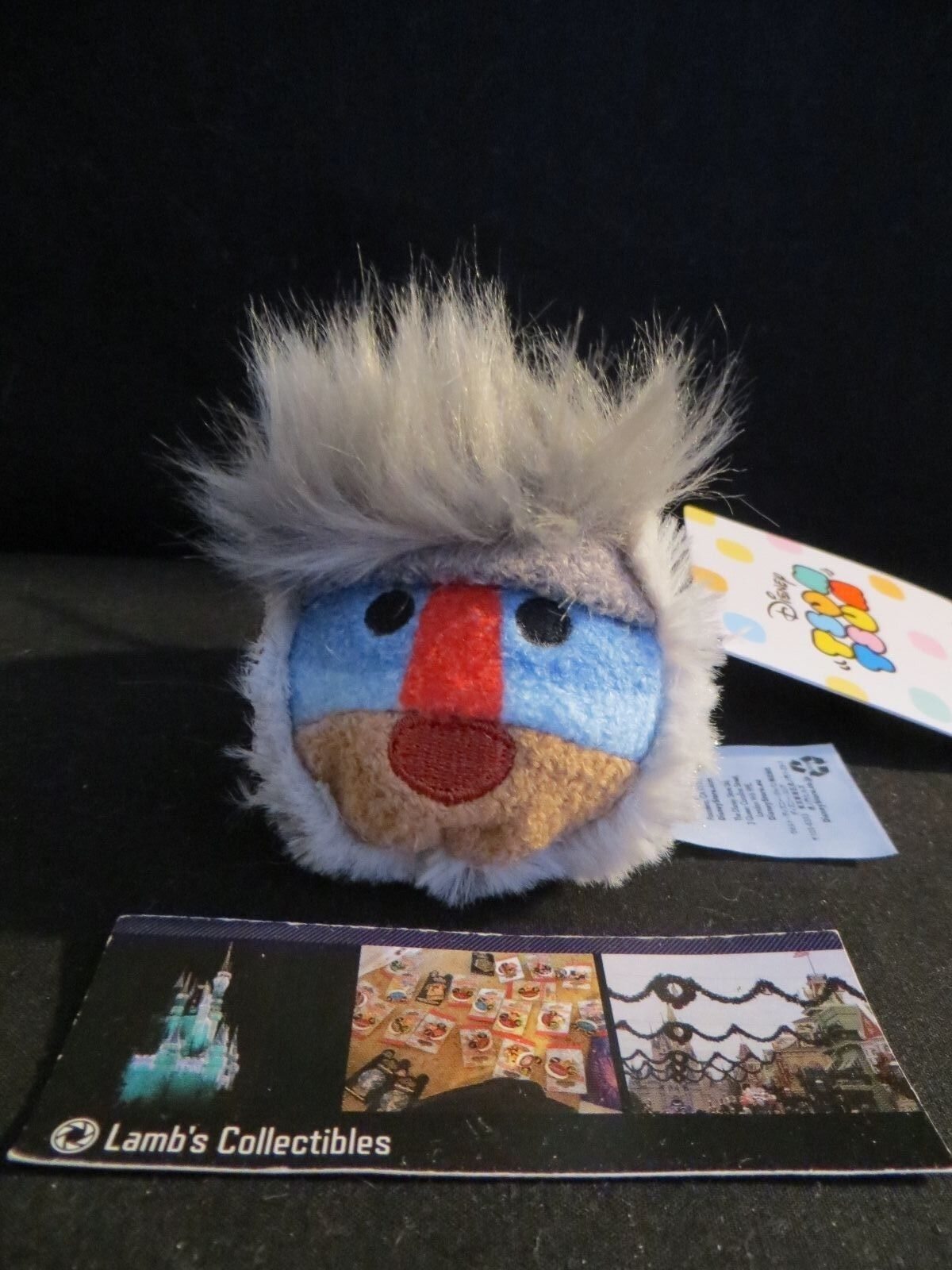 Primary image for Rafiki Tsum Tsum Lion King Plush Mini USA Disney Store