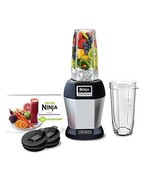 Ninja BL456 Blenders - Countertop, 24 oz, Silver/Black - $75.05