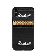 Guitar amp marshall Music Phone Cases For iPhone 5 5s SE 6 6S Plus 7 XR ... - $14.30