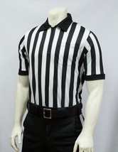 SMITTY   FBS-101   100% Polyester Referee Officials Shirt Football Lacrosse - $32.99