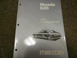 1998 Mazda 626 Bodyshop Service Reparatur Shop Manuell OEM Fabrik Buch 98 - $14.81