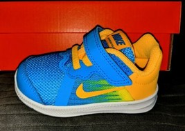 NIB Toddler Boys Nike Downshifter 8 Fade Athletic Shoes Size 5 New In Box - $24.11