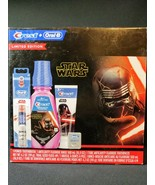 Crest + Oral-B Limited Edition Disney Star Wars Battery Toothbrush Bundl... - $20.79