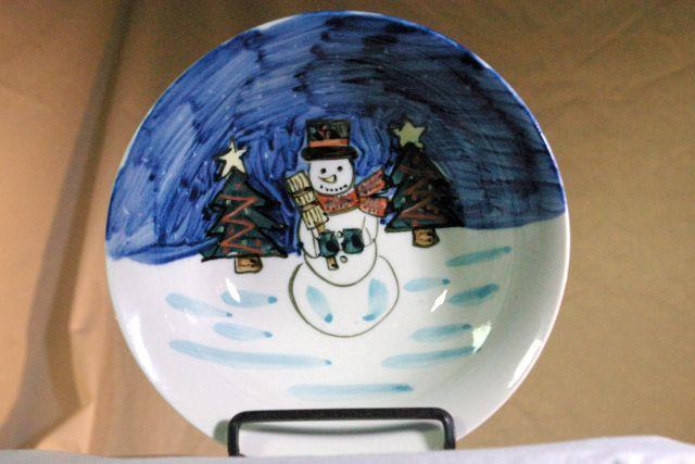 Tabletops Unlimited Holiday Seasons Soup Cereal Bowl - $4.84