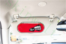 Sun visor Cover Sticker Trim for Mini Cooper F54 F55 F56 F57 F60 (F Series, 12) - $9.99