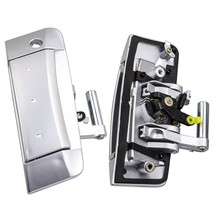 New Pair Left/Right Exterior Outside Silver Door Handle For Nissan 350Z 03-09 - $63.36