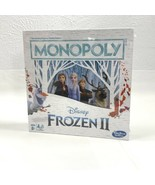 Monopoly Game: Disney Frozen 2 Edition Board Game for Ages 8 and Up, New - $10.99