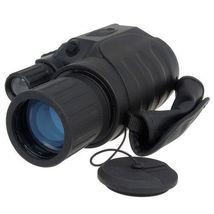 Outdoor Spirit 4x 40mm Night Vision Recording Monocular Black Opened Box - $114.97