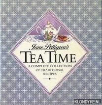 Jane Pettigrew's Tea Time: A Complete Collection of Traditional Recipes ... - $9.00