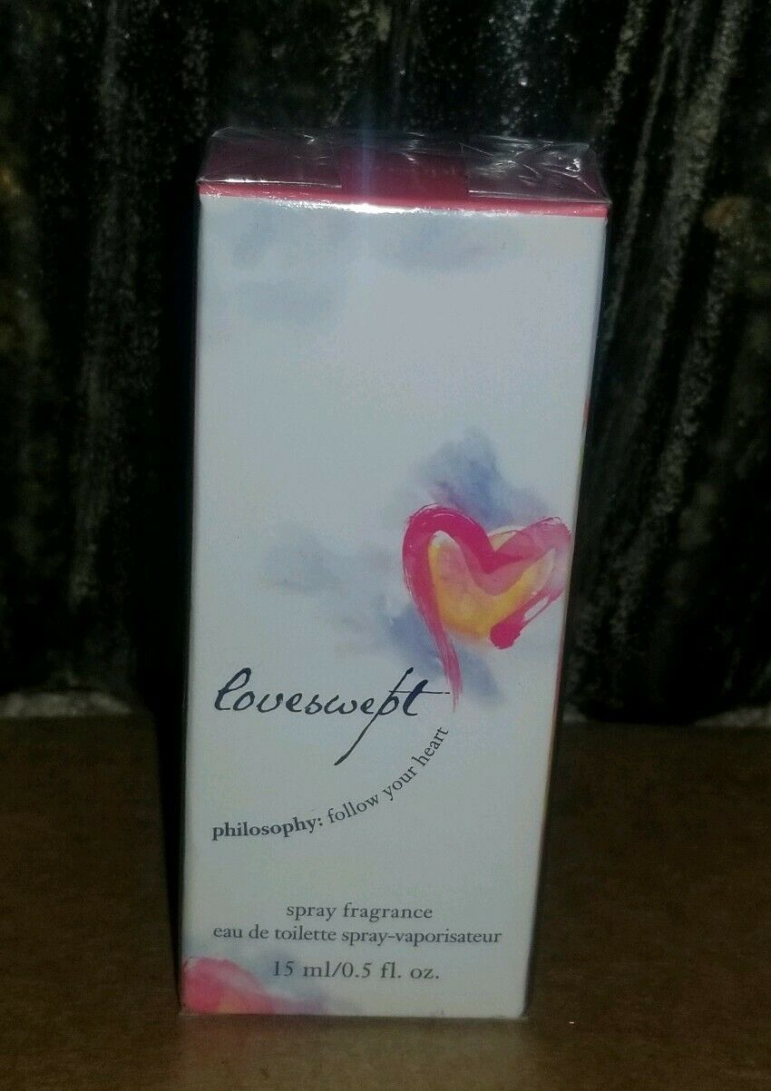Primary image for Loveswept by Philosophy for Women - 0.5 oz EDT Spray