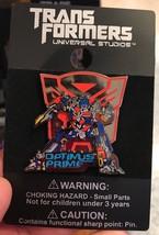 Universal Studios Exclusive Transformers 3-D The Ride Optimus Prime Trad... - $25.21