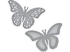 Spellbinders D-Lites Flutters Etched/Wafer Thin Dies #S2-073 image 2