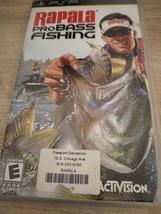 Sony PSP Rapala: Pro Bass Fishing image 1