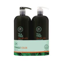 Paul Mitchell Tee Baum Spezial Farbe Shampoo, Haarspülung Liter Duo - $37.96