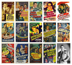 BOSTON BLACKIE FILM COLLECTION - 14 MOVIES - 7 DVD-R with CHESTER MORRIS image 2