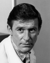 The Fantastic Journey Roddy McDowall in white suit gold shirt & tie 16x20 Canvas - $69.99
