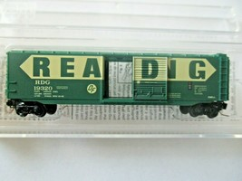 Micro-Trains # 50500462 Reading 50' Standard Boxcar Z-Scale image 2