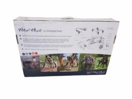 NEW Box Walkin Wheels Handicapped Pet Dog Wheelchair MEDIUM 26-50 LBS Blue image 6